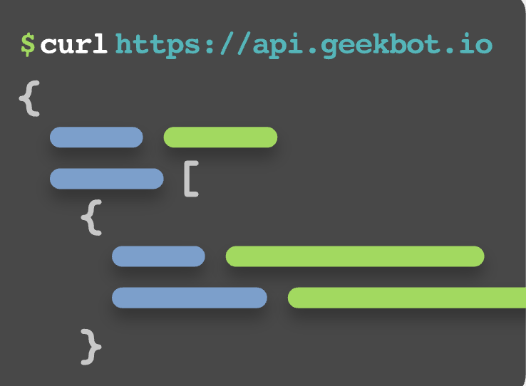 Geekbot API Webhooks integrates with Trello, Jira, Asana, etc
