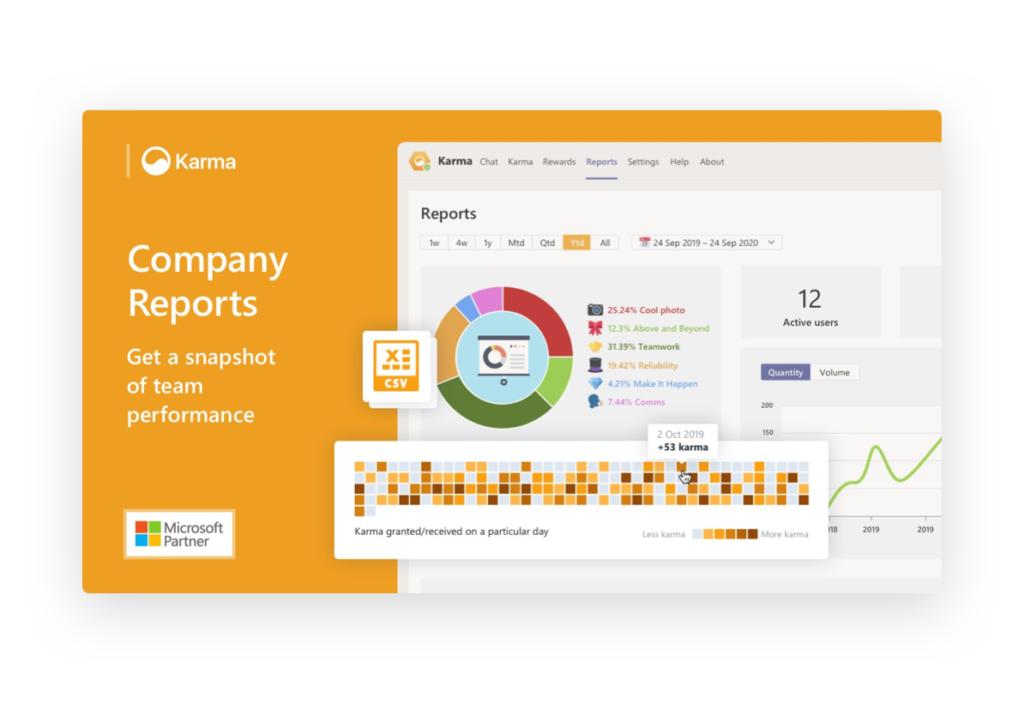 Karma-microsoft-teams