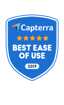 capterra best ease of use icon
