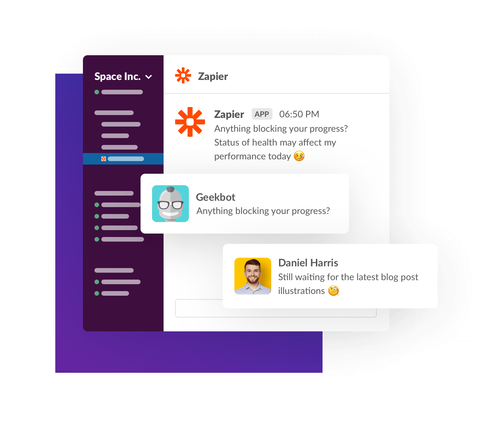 Zapier-project-manager